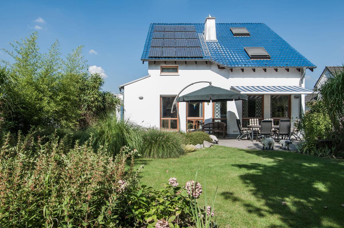 Satteldachhaus 03
